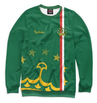 Одежда с принтом Tajikistan (619382)