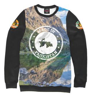 Одежда с принтом Tajikistan (559424)