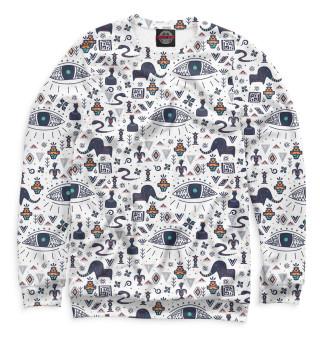 Одежда с принтом Этника (964516)