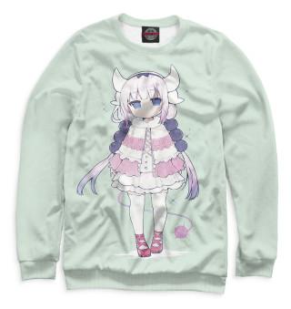Одежда с принтом Дракон-горничная Кобаяши-сан (387995)