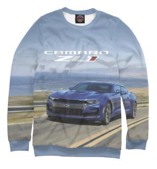 Одежда с принтом Chevrolet Camaro ZL 1 (524704)