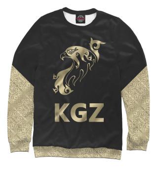Одежда с принтом Киргизия (760497)