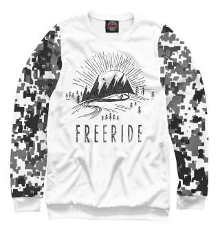 Одежда с принтом Freeride (794998)