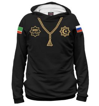 Худи мужское Чечня Ахмат