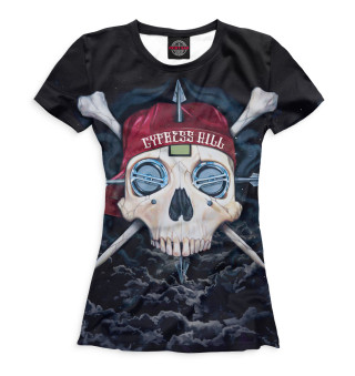 Футболка женская Cypress Hill (7445)