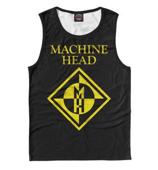 Майка мужская Machine Head (8526)
