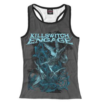 Майка борцовка женская Killswitch Engage (4175)