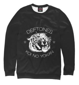 Одежда с принтом Deftones (703142)