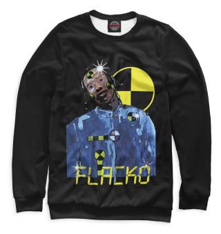 Одежда с принтом Flacko