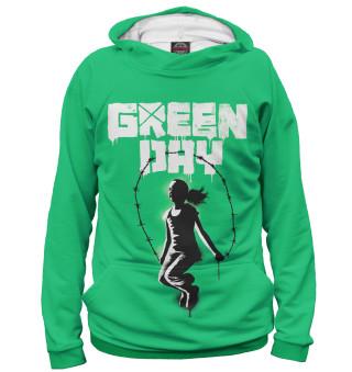 Худи женское Green Day (4131)