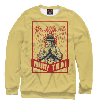 Одежда с принтом MUAY THAI (166997)