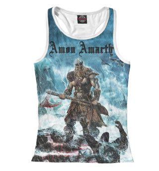 Майка борцовка женская Amon Amarth (8880)