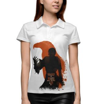 Поло женское Dragon Age (9834)