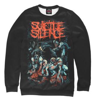 Одежда с принтом Suicide Silence (322670)