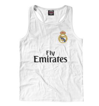 Майка борцовка мужская Форма Реал Мадрид