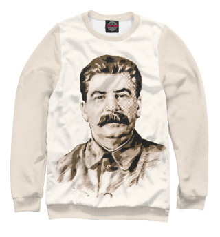 Одежда с принтом Сталин (261546)