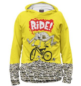 Худи женское Ride! (2306)