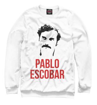 Одежда с принтом Escobar