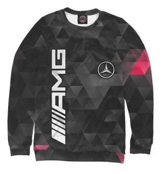 Одежда с принтом Mercedes (923550)