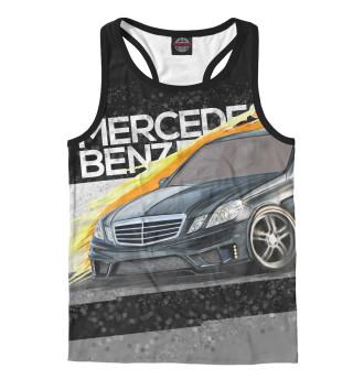 Майка борцовка мужская Mercedes-benz E-class