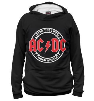 Худи женское AC/DC (6809)