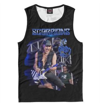 Майка мужская Scorpions (5205)