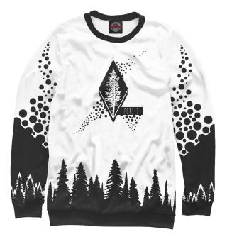 Одежда с принтом Forest