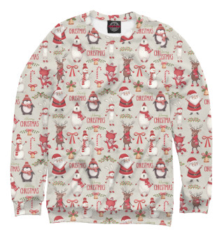Одежда с принтом Merry christmas (958548)