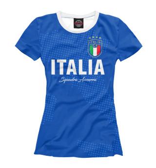 Футболка женская Италия (3085)