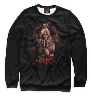 Одежда с принтом Hellsing (308511)