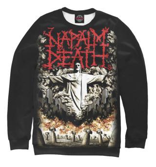 Одежда с принтом Napalm Death (385836)