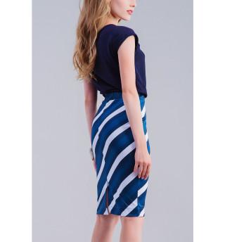 Одежда с принтом Линии (309375)