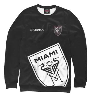 Одежда с принтом Inter Miami (821447)