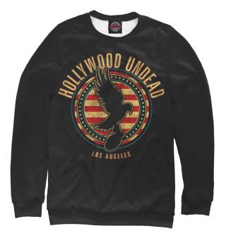 Одежда с принтом Hollywood Undead (728472)