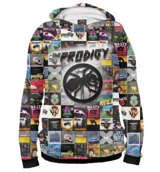 Худи мужское Prodigy All Albums
