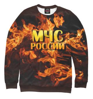Одежда с принтом МЧС России