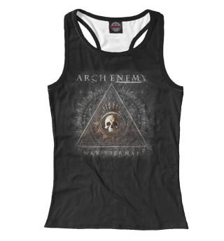 Майка борцовка женская Arch Enemy (7771)