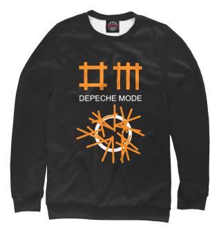 Одежда с принтом Depeche Mode (467513)