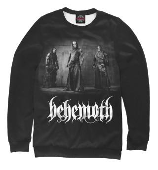 Одежда с принтом Behemoth & Адам Нергал Дарский
