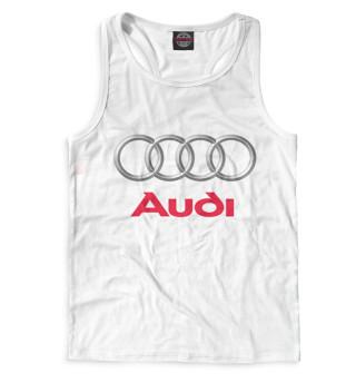 Майка борцовка мужская Audi (3781)