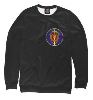Одежда с принтом КГБ (516762)