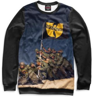 Одежда с принтом Wu-Tang Clan (151323)