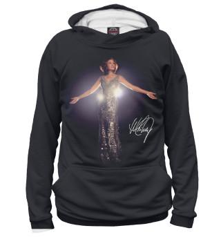 Худи женское Whitney Houston
