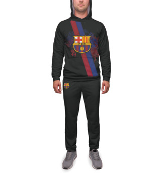 Спортивный костюм  мужской Barcelona