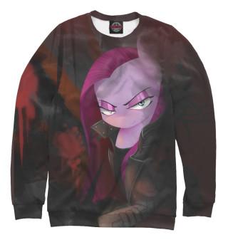 Одежда с принтом Pinkamena Metal