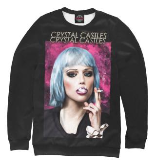 Одежда с принтом Crystal Castles (209071)