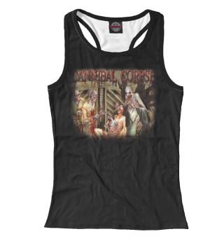 Майка борцовка женская Cannibal Corpse (8014)