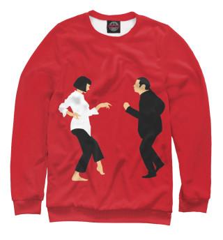 Одежда с принтом Pulp Fiction