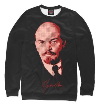 Одежда с принтом Ленин (738138)