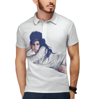 Поло мужское Amy Winehouse (9251)